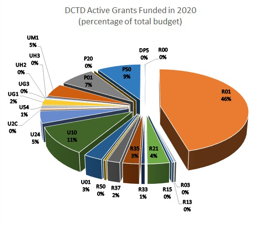 DCTD Research Grants